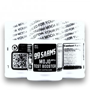 Testosterone Booster BYL (Blow Your Load)