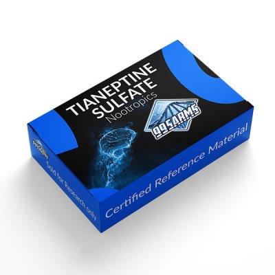 Tianeptine Sulfate 99% purity powder 1000mg