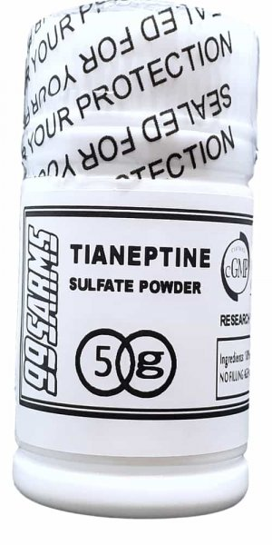 tianeptine sulfate
